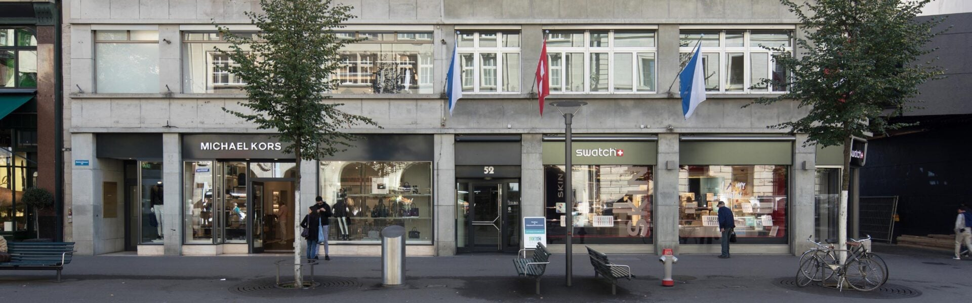 OBC Suisse offices for rent