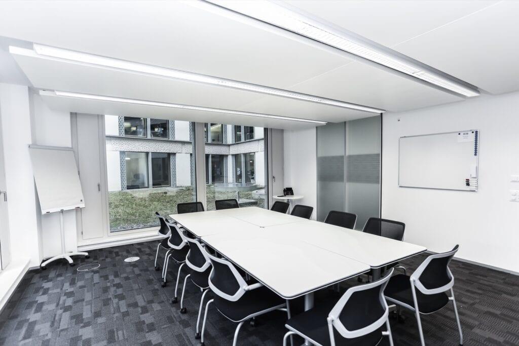 Kleiner Workshop Raum in Zürich